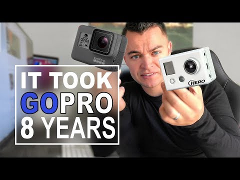 How far has GoPro come? HERO 1 vs HERO 6
