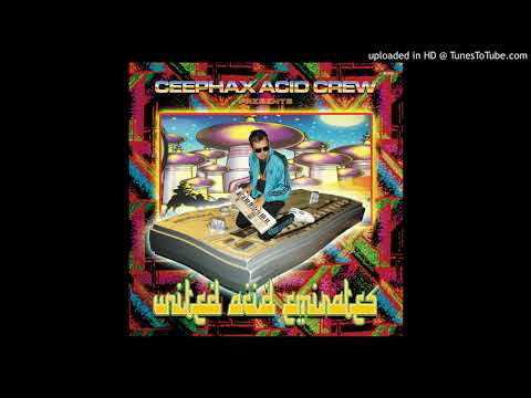 Ceephax Acid Crew: United Acid Emirates (2010): 11 The Celebrity