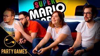 Super Mario Party, Aayley déjà experte sur le jeu !