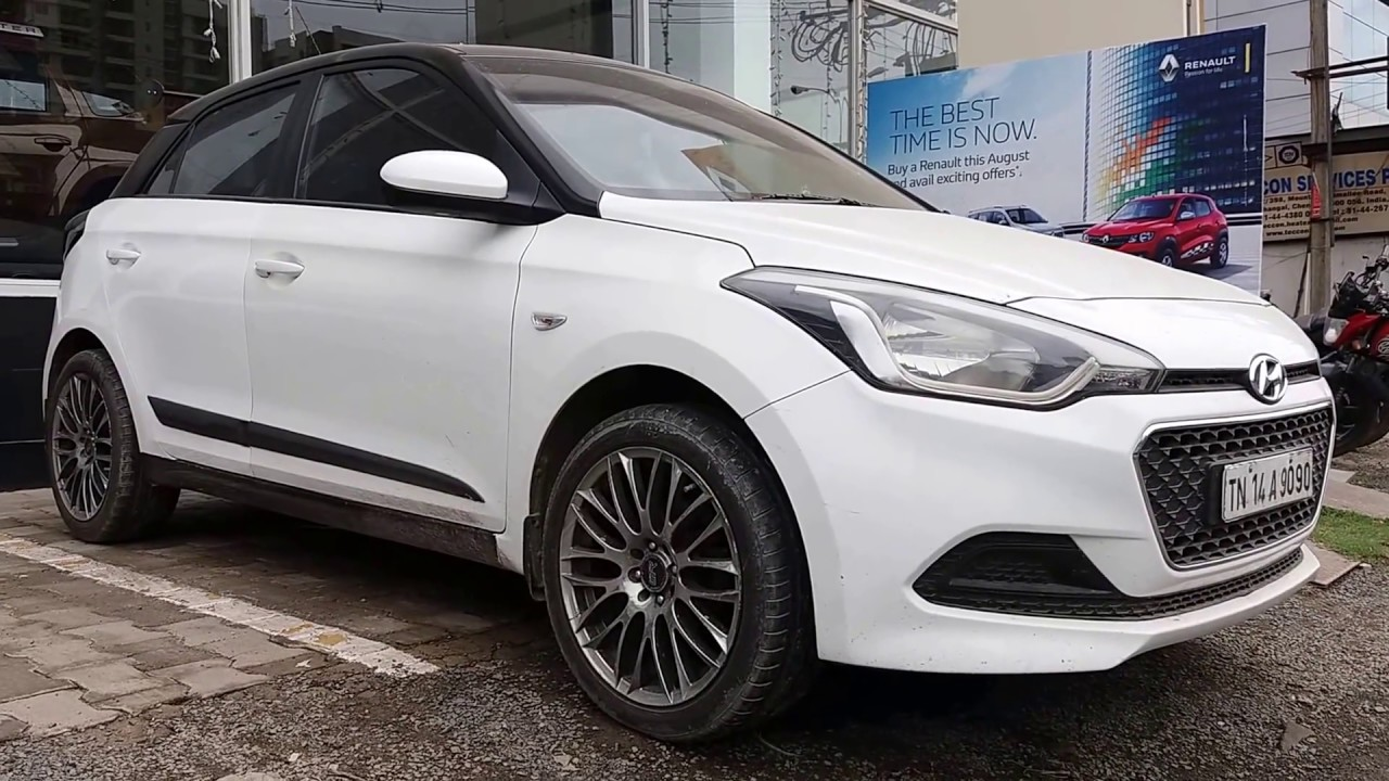 Hyundai I20 Perfect Modification