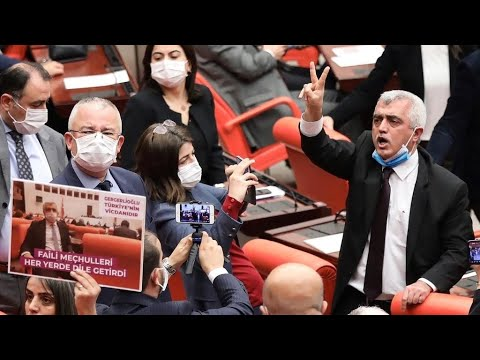Turkey's pro-Kurdish HDP fights 'political coup' as govt moves to ban party