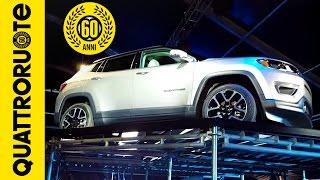 Nuova Jeep Compass al salone di Los Angeles 2016 | Quattroruote