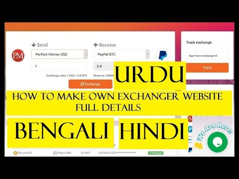 Currency Exchange Script - How To Add Live Chat Option And Language Page Like Gengali, Hindi | P-3