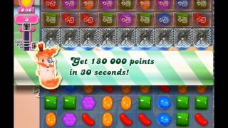 Candy Crush Saga Level 1602- enjoy