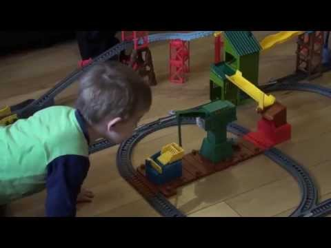Thomas & Friends Trackmaster: Mad Dash On Sodor Set + Timelapse + Instruction Manual Copy