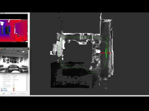 lidar-mono super-resolution indoor environment online dense mapping