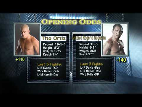 MMA Odds Breaker Episode 12
