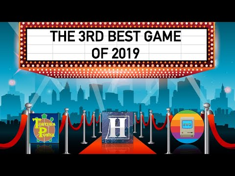 The Gang Reveals their BEST GAMES OF 2019: Starting with #3 |