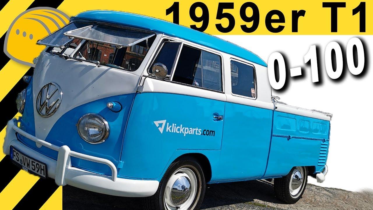 VW T1 PROJEKT - WIR MESSEN 0-100 | Bauforum24 News #49 image