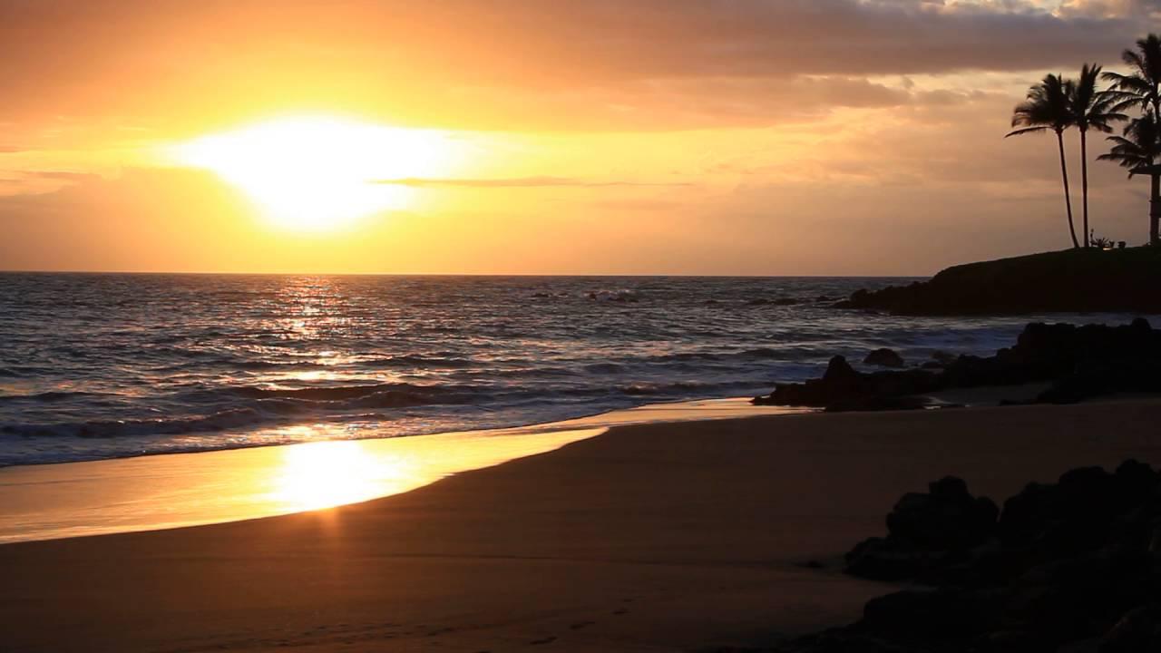 Paipu Beach Sunset 44339b