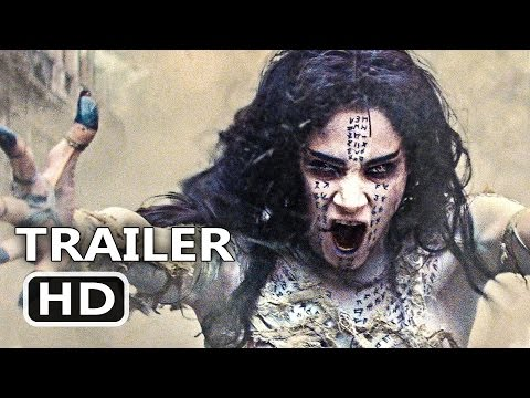 Thumbnail: THE MUMMY Official Trailer (2017) Tom Cruise Adventure Movie HD