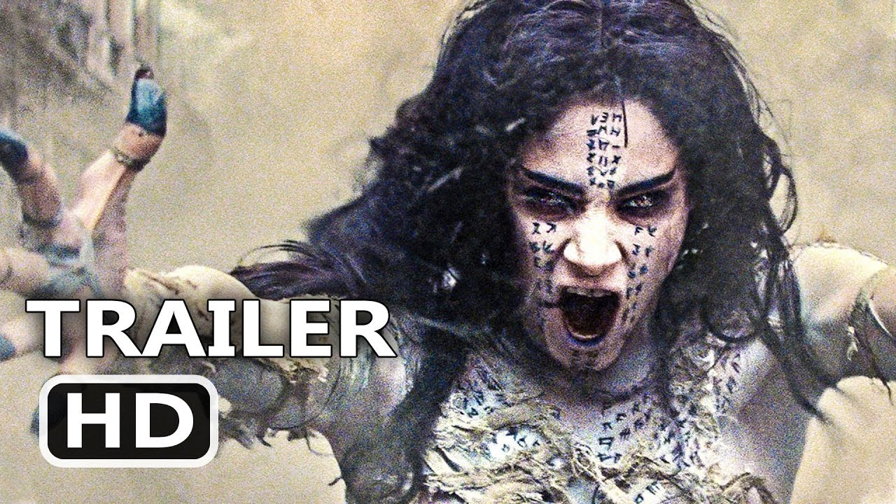 the mummy official trailer 2017 tom cruise adventure