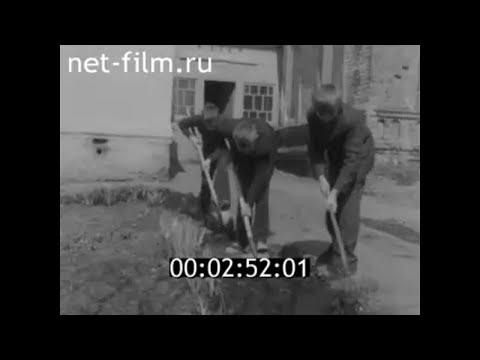 1975г. с. Новоникольское колхоз Путь Ленина Мичуринский район Тамбовская обл