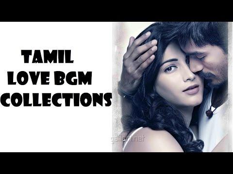 Tamil Love BGM Collections Jukebox