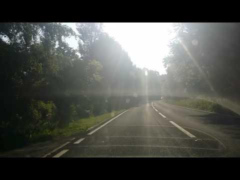 Swindon to oxford A420