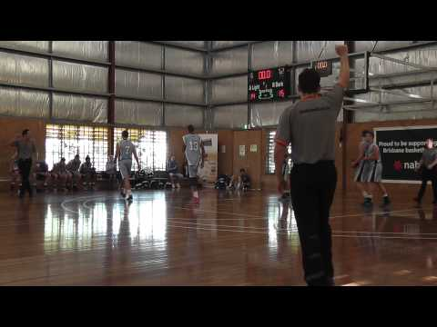 NSW Metro v VIC Country - Under 18s - AJC 2013 ( 1 of 2 )
