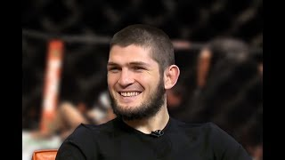 random clips of khabib nurmagomedov being pure for 5 minutes