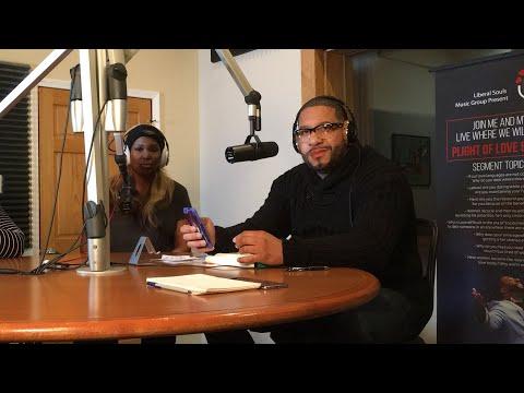 Love talk radio with Charles Dixon