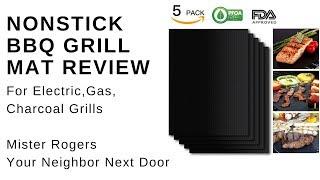 Nonstick Grill Mat Review!