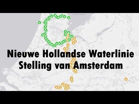 Oude & Nieuwe Hollandse Waterlinie & Stelling van Amsterdam (2018)