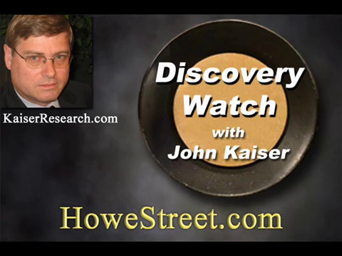 Scandium Project Could Be In For Big Boost. John Kaiser - May 12, 2017