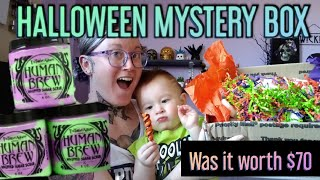 HALLOWEEN MYSTERY BOX- TWISTED ALLURE 2019