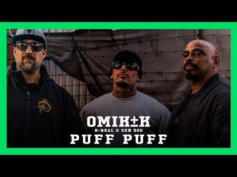 Omik K - Puff Puff feat. B-Real & Sen Dog (Prod. by Defekto) thumbnail