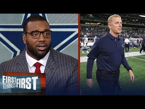 How much blame does Jason Garrett deserve for the Dallas Cowboys' struggles? | FIRST THINGS FIRST