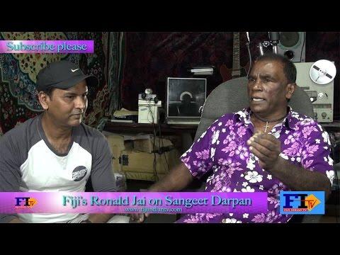 Fiji Indian TV- Ronald Jai on Sangeet Darpan