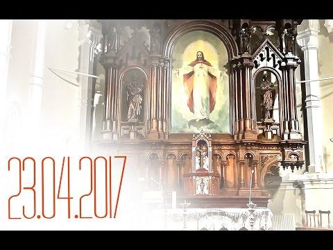 Msza św. o uzdrowienie 23.04.2017
