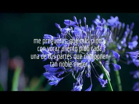 M sica flores y poes a youtube for Cancion jardin de rosas en ingles