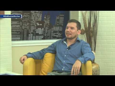 Entrevista A Julio Cesar Rivas @JulioCesarRivas - Alo Buenas Noches 16-06-2016 Seg. 01