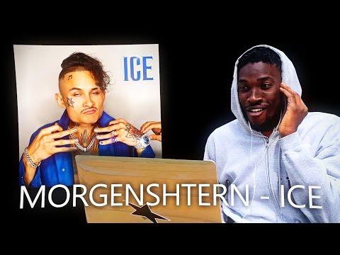 ИНОСТРАНЕЦ СЛУШАЕТ: MORGENSHTERN - ICE / РЕАКЦИЯ