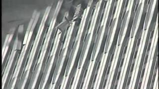 9/11: El hombre que intenta escapar de la Torre Sur