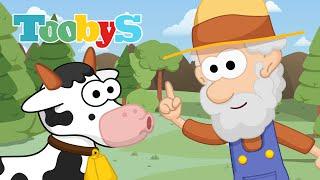 A Vaca Leiteira | Músicas e Canções para Crianças | Toobys | HD