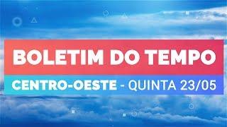 Previsão Centro-Oeste – Temporais em Ponta Porã (MS)