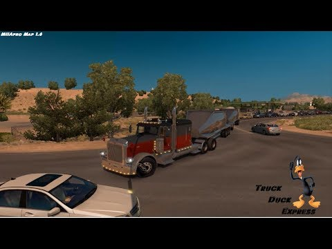 American Truck Simulator #471 Impossible Parking  MHApro Map 1 6