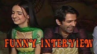 Repeat youtube video Arnav, Khushi & NK's FUNNY INTERVIEW of Iss Pyaar Ko Kya Naam Doon 19th July 2012