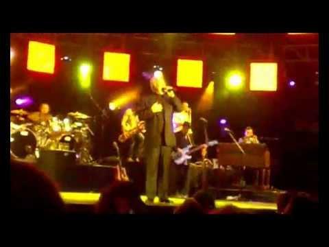 Tom Jones am Live at Sunset in Zürich Part 7