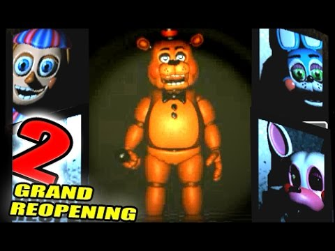 How to play fnaf 2