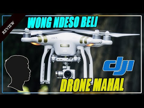 WONG NDESO REVIEW DRONE DJI PHANTOM 3 ADVANCED