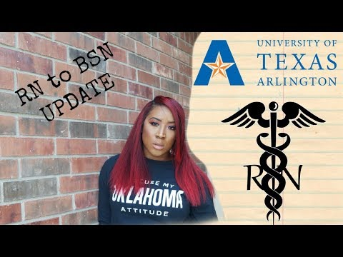UTA RN-BSN Program|School Update