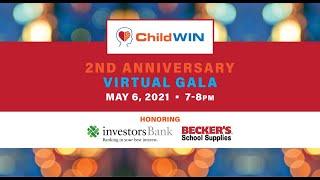 ChildWIN 2nd Anniversary Virtual Gala