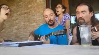 Cantori da grigliata di sigle di cartoni animati - Occhi Di Gatto