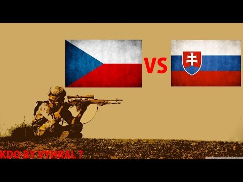 Czech VS Slovakia - Who would win ? #1