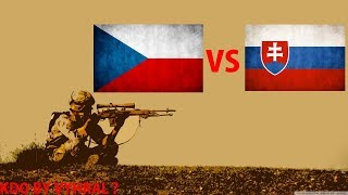 Česko VS Slovensko - Kdo by vyhrál ? #1