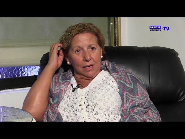 Sentir Cáceres con Maribel Corrales