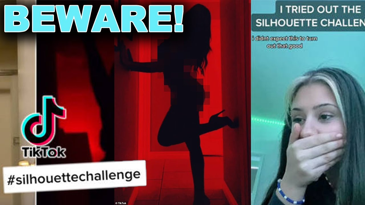 Download BEWARE Of TikTok's Latest R-Rated Silhouette Trend!   Hollywire
