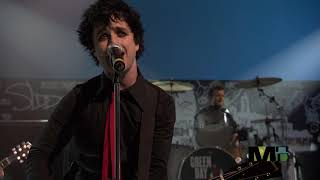 Green Day - Give Me Novacaine live [VH1 STORYTELLERS 2005]