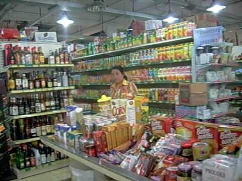 Nick's Supermarket in Beijing